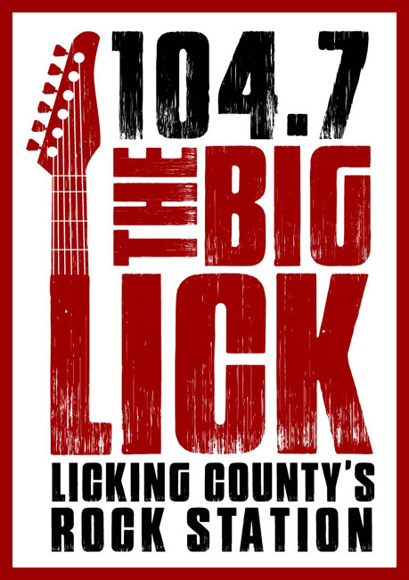 104.7 The Big Lick Licking County's Rock Station